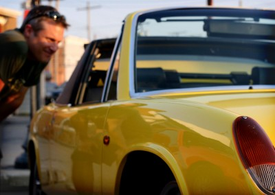 Michiana Porsche Club • Porsches to Goshen • Ben Stutzman, Goshen, Indiana