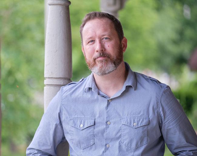 James Korn, Art Director + Lead Designer - Eyedart Creative Studio