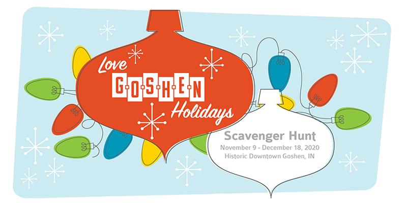 Love Goshen Holidays, Goshen, Indiana