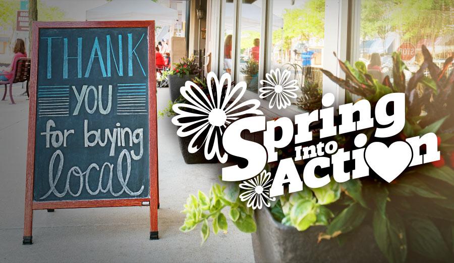 Spring Into Action   Goshen, Indiana